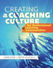 Book cover for Creating a Coaching Culture