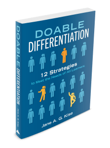 Book Cover: Doable Differentiation