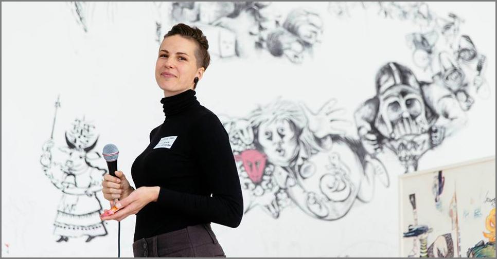 Jessica Serran artist