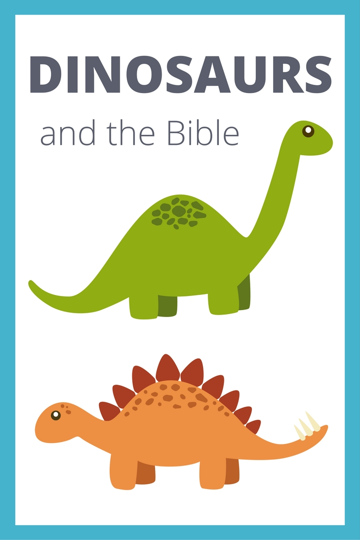 How do dinosaurs fit in with the Bible?