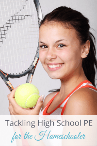 Tackling High School Physical Education for the Homeschooler