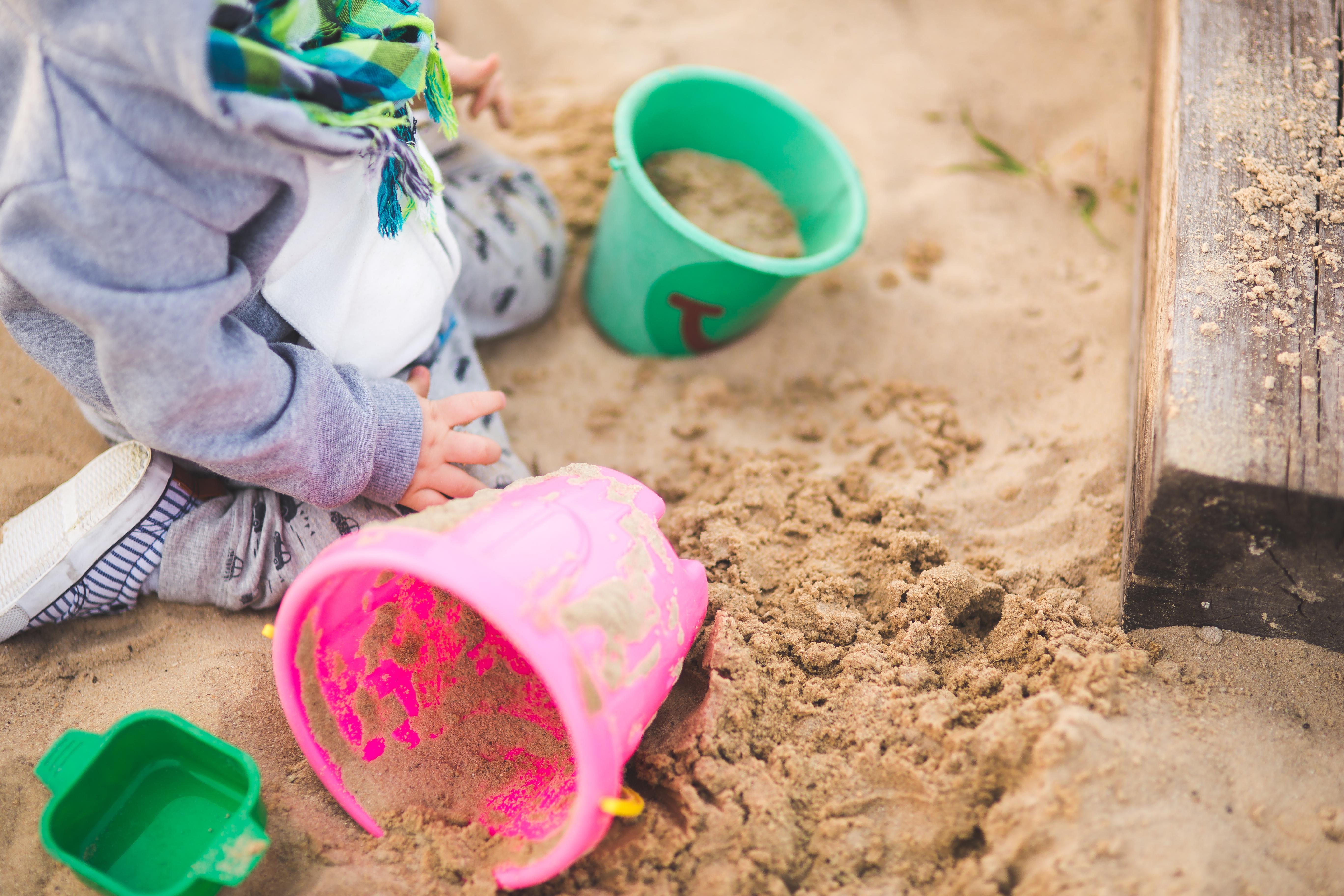 child sandbox