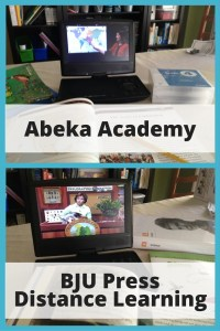 Curriculum Review Comparing BJU Press Distance Learning and ABeka Academy