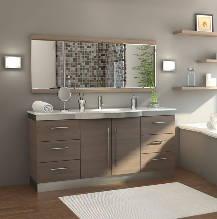 Bathroom Vanities And Cabinets The Good The New And The Unusual