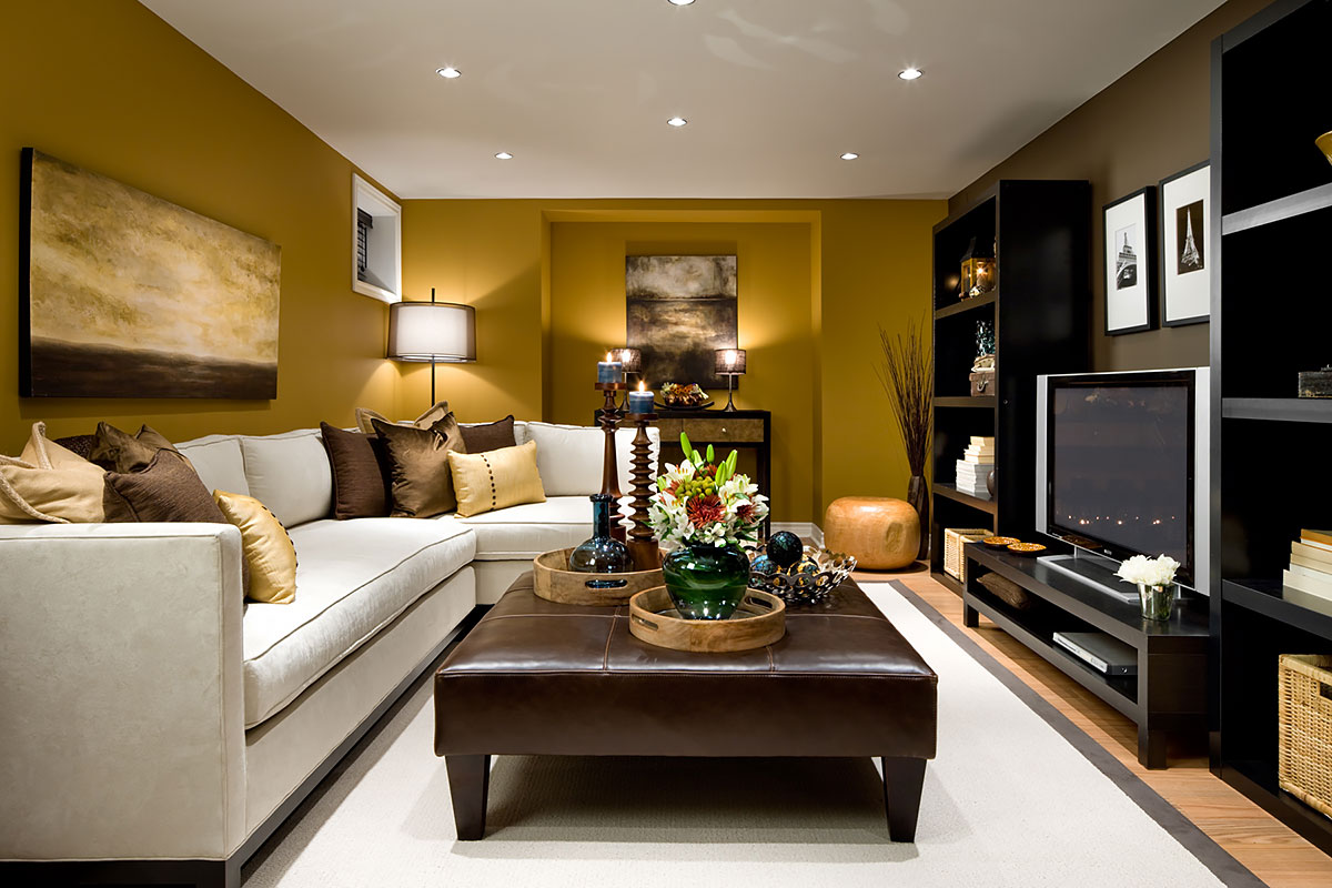 The living room is one of the most important areas in your house for a great hosting experience. Making the Most of a Small Living Space