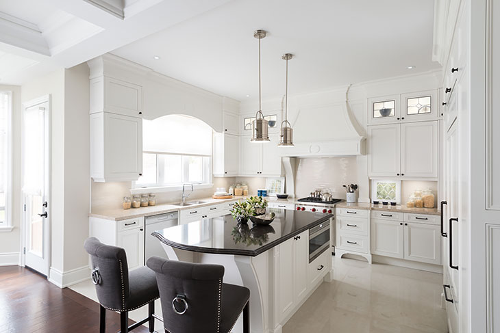 design a kitchen rectangle table and chairs kitchens jane lockhart interior 1st place best large pinnacle award for overall nkba canada 3rd us
