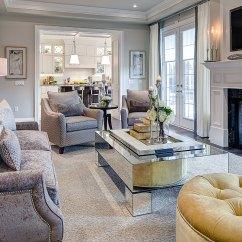 Living Room Fireplaces Dark Grey Sofa Decor Jane Lockhart Interior Design The Traditional Fireplace Mantel Adds A Timeless Elegance To