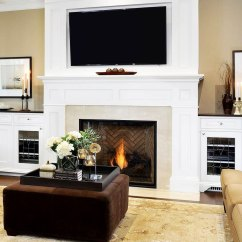 Living Room Fireplace And Tv Interior Design Furniture Nyc Fireplaces Jane Lockhart White In Family