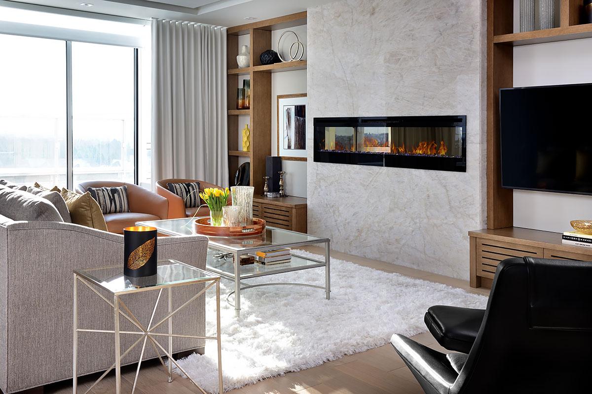 living room fireplaces carpet ideas jane lockhart interior design fireplace in a luxury condo
