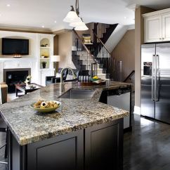 Design Kitchen Metal Base Cabinets Kitchens Jane Lockhart Interior Featured In Cambria Style