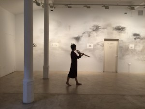 Convexed Origins, at the Blue Project Foundation