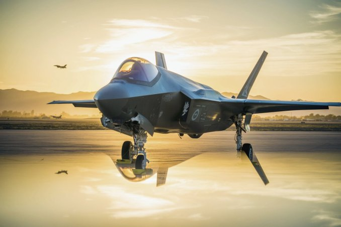 The Australian Department of Defence has launched an initiative to enhance local capability to support its front-line military aircraft including Lockheed Martin F-35 fighter aircraft. (US Air Force)