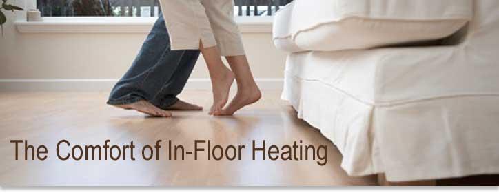 Seattle Radiant Heat  InFloor Heating Systems