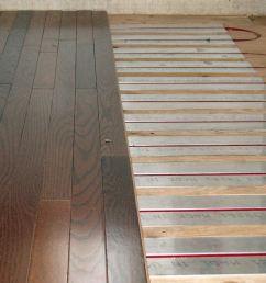 installation of in floor heating [ 1597 x 964 Pixel ]