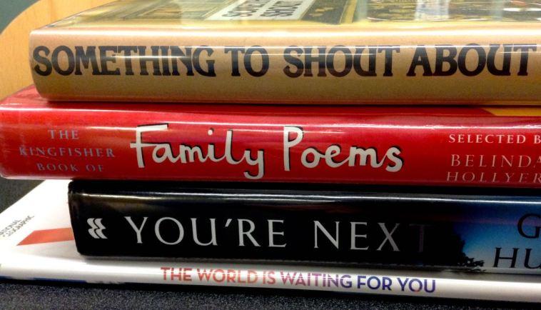 spine poems
