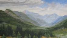 """Rusmore's """"Granite Creek"""""""