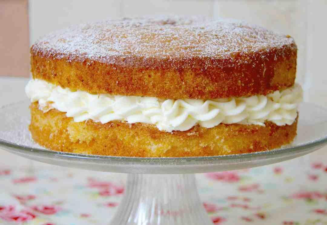 Jamie Oliver Nan S Lemon Drizzle Cake Recipe: Lemon Celebration Cake!