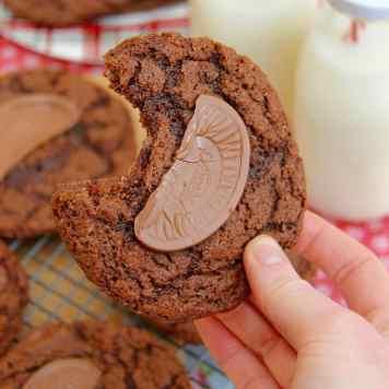 Terry's Chocolate Orange Cookies!