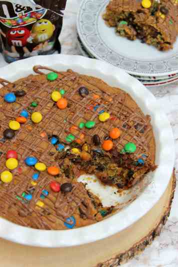 Giant Cookie Pie