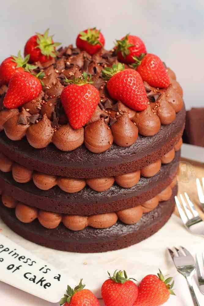 Phenomenal Vegan Chocolate Cake Janes Patisserie Funny Birthday Cards Online Necthendildamsfinfo