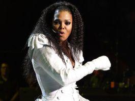 Janet Jackson live at Royal Albert Hall London