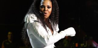 Janet Jackson live at Royal Albert Hall London
