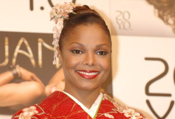 Janet Jackson in Tokyo - October 2006