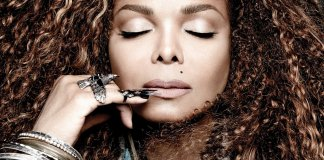 Janet Jackson Unbreakable Limited Edition eyes closed cover