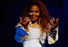 Janet Jackson on Unbreakable World Tour in Vancouver