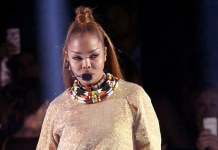 Janet Jackson at Billboard Awards