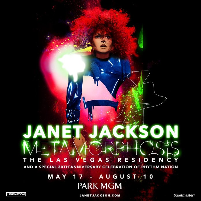 Janet Jackson Metamorphosis