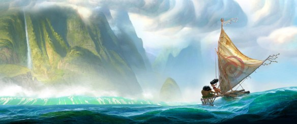 moana disney wallpaper
