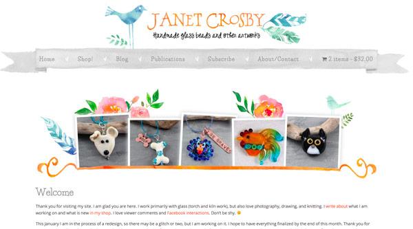 www.JanetCrosby.com