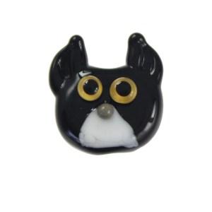 Tuxedo Cat Face - janetcrosby.com