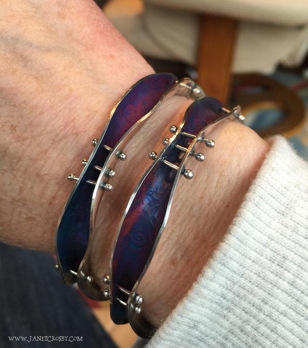 My Wave Bracelets - Janet Crosby