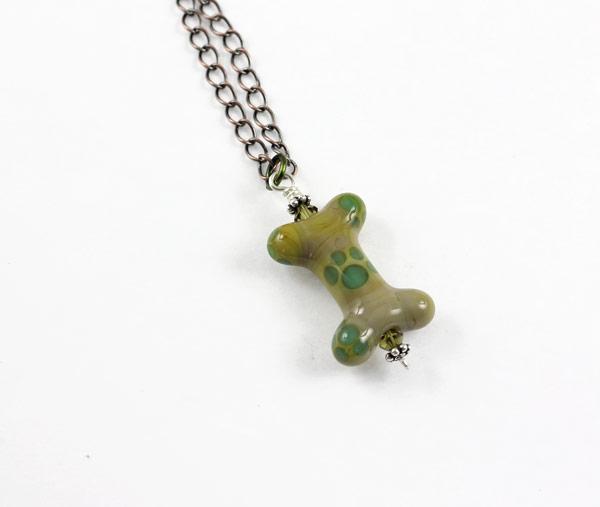 Dog Bone Necklace Giveaway