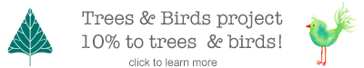 Trees & Birds Project 2020