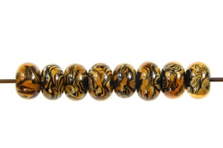 Tiger Beads by Janet Crosby