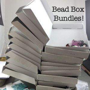 Bead Box Bundle Sale 2018