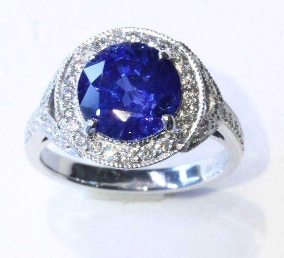 IMG_0950 Sapphire:diamond ring