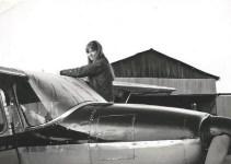 Refuelling Cessna in Kenya