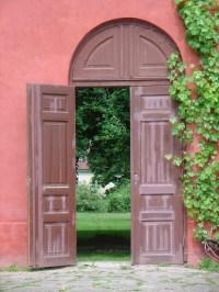 The open door - In your dreams by Jane Teresa Anderson
