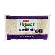a package of Jasmine rice