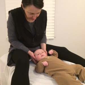 Cranial Osteopathy - Infant