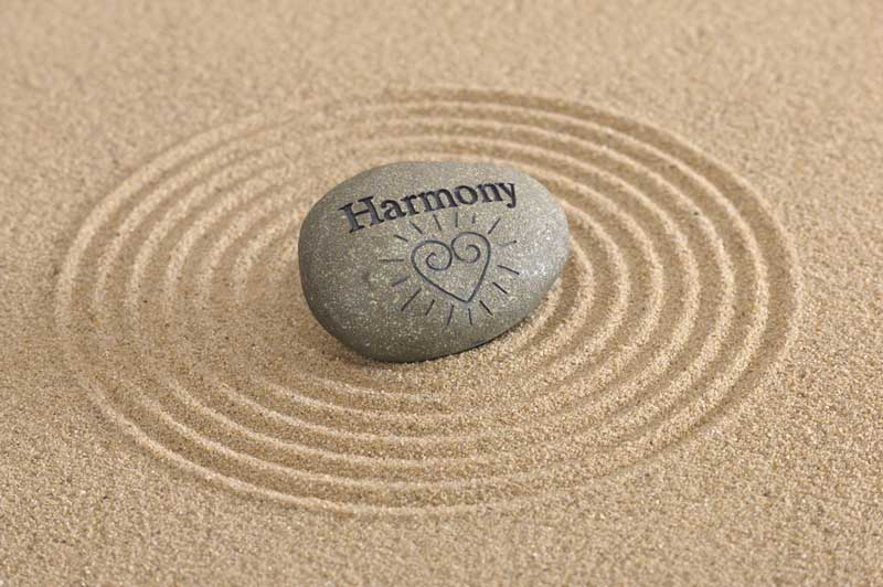 harmony in your relationships