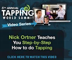 Nick and Jessica Ortner and their eft world tapping summit