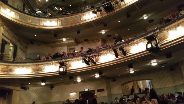 wyndham theatre don juan in soho