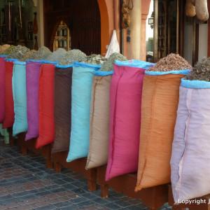 Spices, Essaouira, Morocco