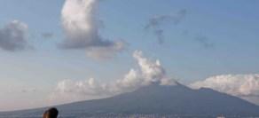 Vesuvius, Naples