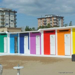 One day in Rimini
